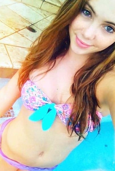 McKayla Bikini Picture