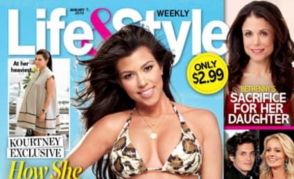 PHEW: Kourtney Kardashian Regains Bikini Body!