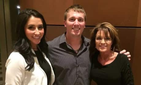 Dakota Meyer and the Palins