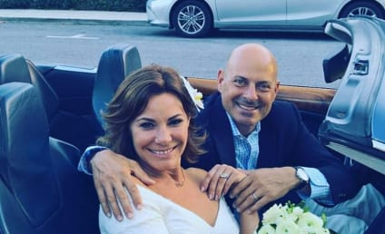 Luann de Lesseps and Tom D'Agostino: We Are NOT Splitting Up! ... Probably