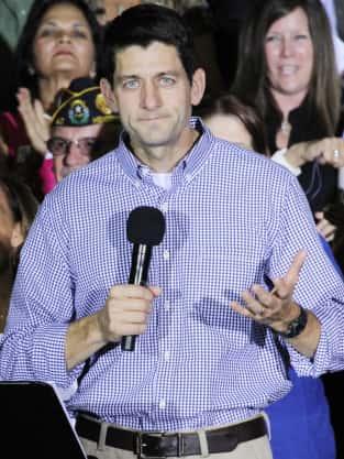 Paul Ryan For Vice President