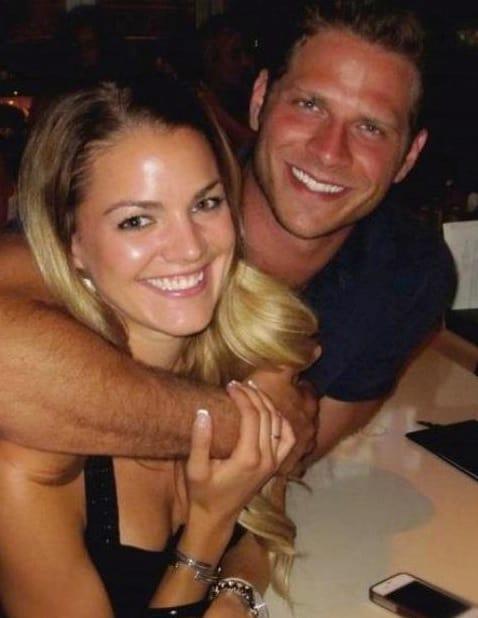 Ryan McDill and Nikki Ferrell