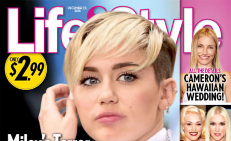Miley Cyrus: Pregnant and Rehab Bound