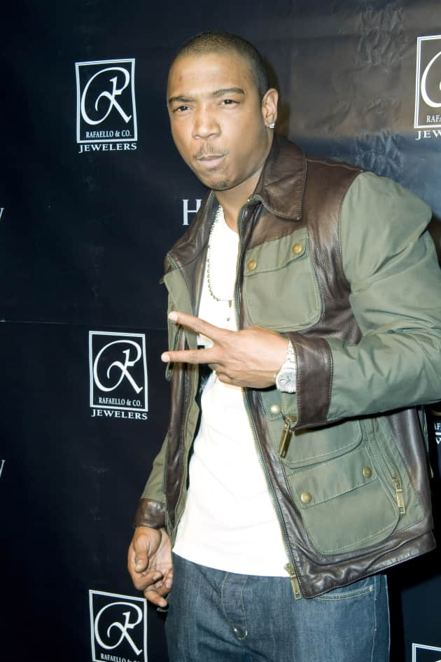 Ja Rule Photo
