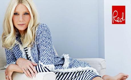 Gwyneth Paltrow Red Photo