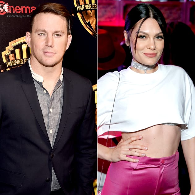 Channing Tatum and Jessie J: Random New Couple Alert ... ченнинг татум