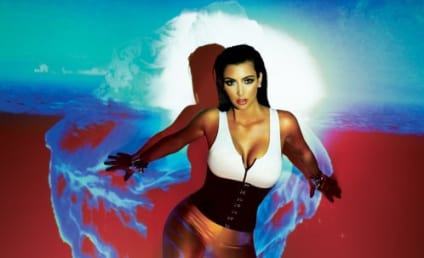 John Mayer and Kim Kardashian: Kaught Getting Kozy!