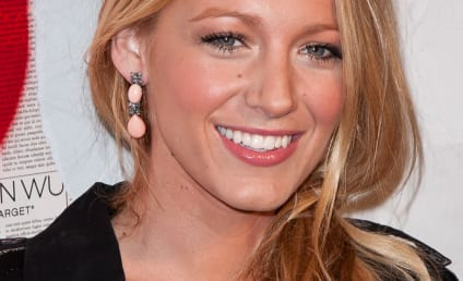 Blake Lively Named New Face of Gucci Perfume