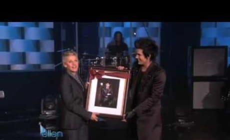 Adam on Ellen