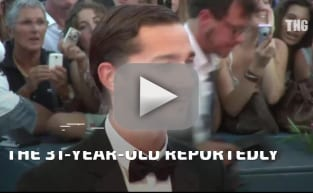 Shia LaBeouf: Arrested for Public Drunkenness