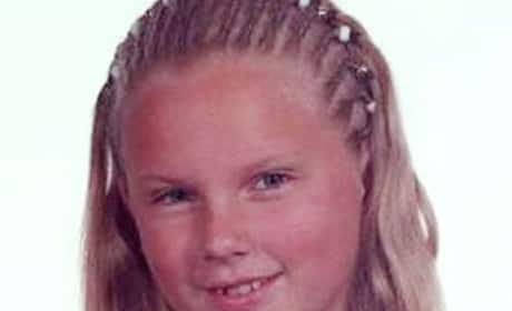 Taylor Swift Yearbook Photo