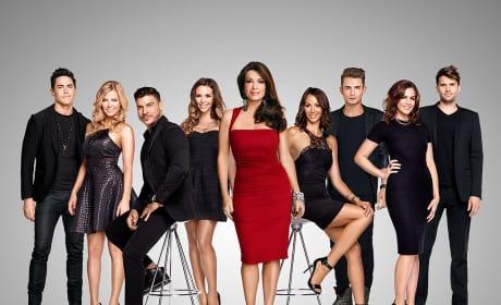 Vanderpump Rules Season 4 Cast Photo