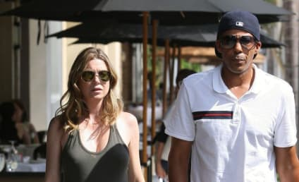Ellen Pompeo: Alive, Well, With Chris Ivery