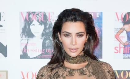 Kim Kardashian: Lying About Weight Loss?!