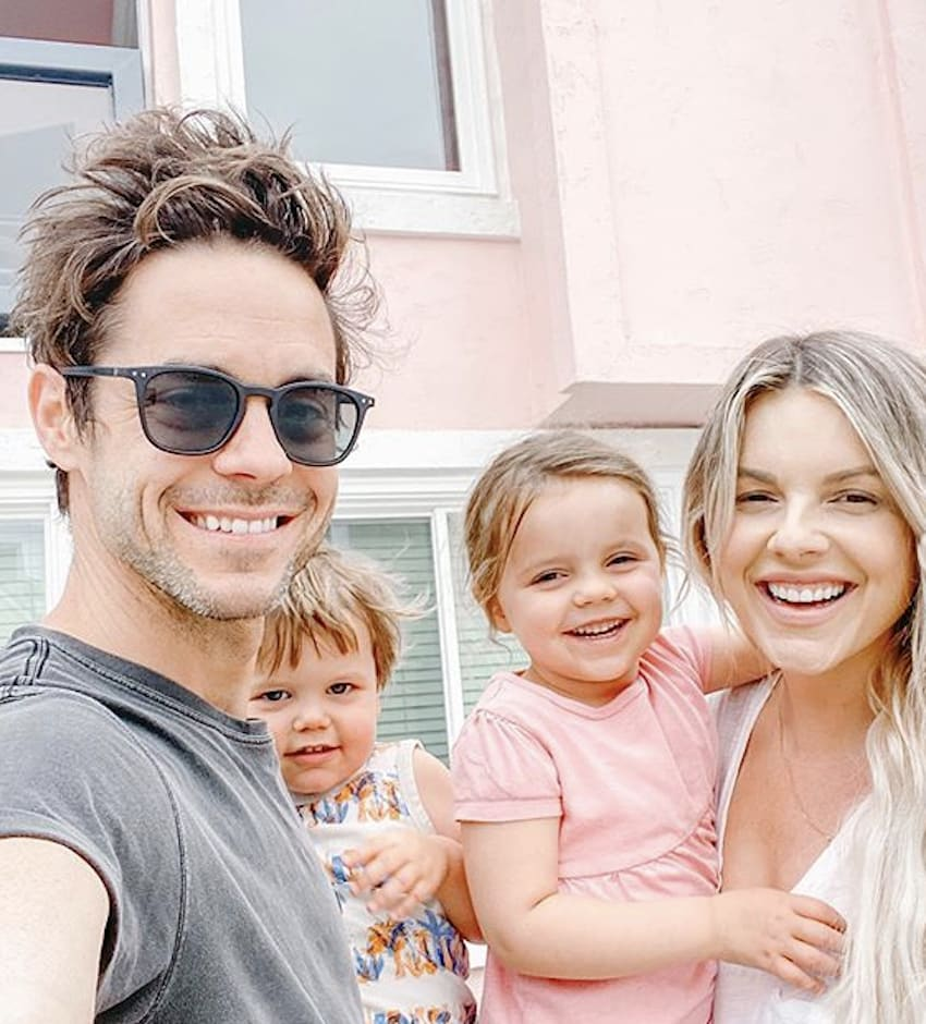Ali Fedotowsky Former Bachelorette Reveals Almost Debilitating Miscarriage The Hollywood Gossip