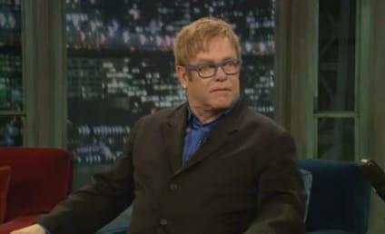 Elton John to Kings of Leon: Chill, A$$holes!