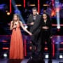 Brynn Cartelli, Carson Daly, Jamella on The Voice