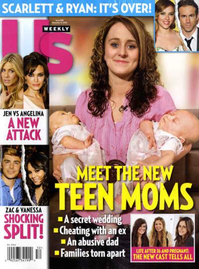 Teen Mom II!