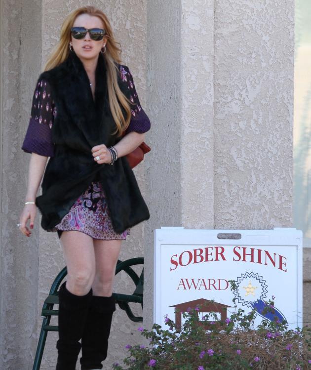 Sober Shine Award