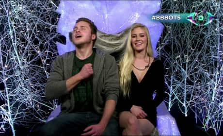 Heidi Montag, Spencer Pratt on Celebrity Big Brother
