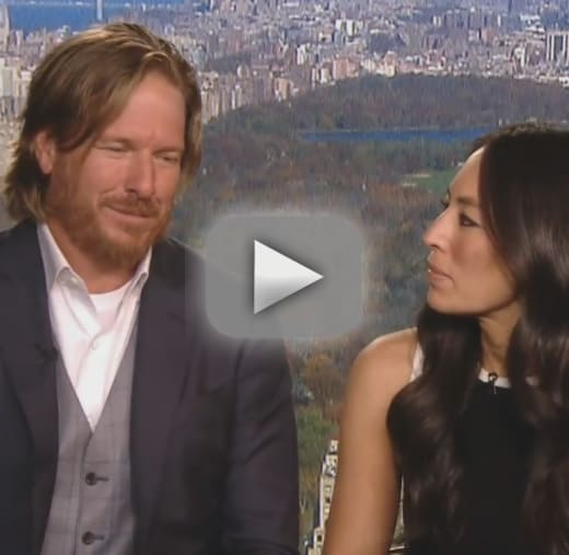 Chip and joanna gaines finally address rumors of marital trouble