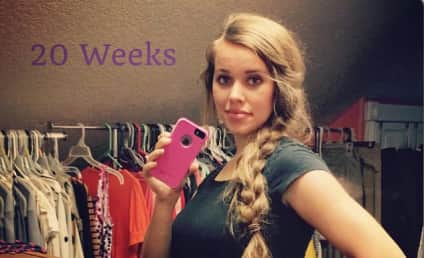Jessa Duggar Baby Bump Photo: 20 Weeks & Counting!