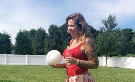 Kailyn Lowry Butt Photo
