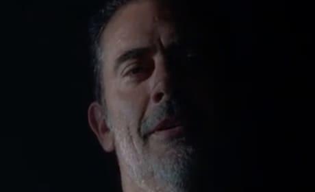 Negan on Season 8