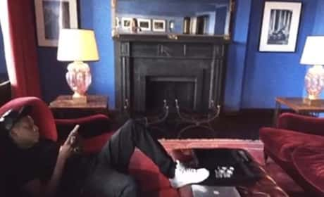Jay Z: Bored, Busy, Beyonce-less