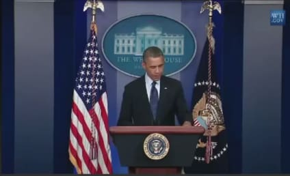 """President Obama on Boston Marathon Bombing: """"We Will Find Out Who Did This"""""""