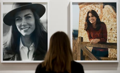 Kate Middleton's Vogue Photos at the National Portrait Gallery
