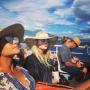 Shay Mitchell & Ashley Benson on Boat Trip