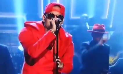 Chris Brown Performs on Tonight Show, Promotes New Album X: Watch!