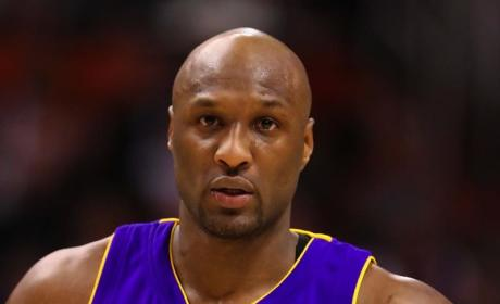 Lamar Odom: Making Crack Pipes at Home?