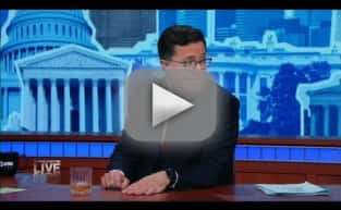 Stephen Colbert Reacts to Donald Trump Victory