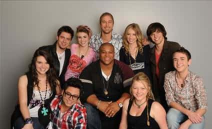 American Idol Tour Dates Released