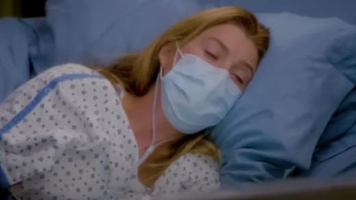 Meredith in Hospital