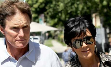 Did Kris Jenner Cheat on Bruce?