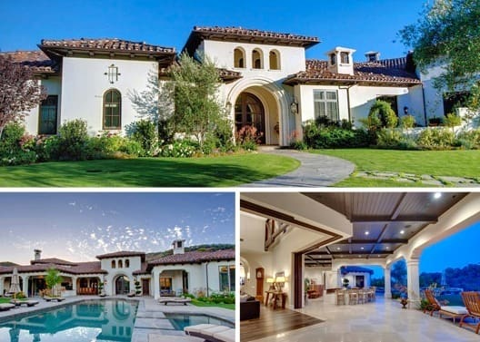 Britney Spears Buys Sick New Home In The Burbs The