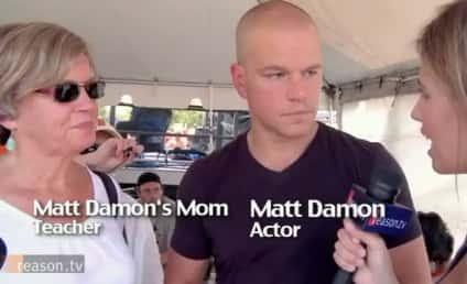 Matt Damon Defends Teachers, Tenure, Lashes Out at Reporter