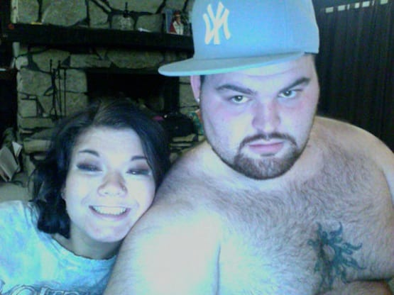 Amber Portwood, Gary Shirley Shirtless