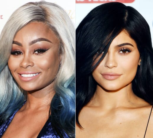 Blac Chyna to Kylie Jenner: How Dare You Fly My Daughter on Kobe's Private Helicopter?!?
