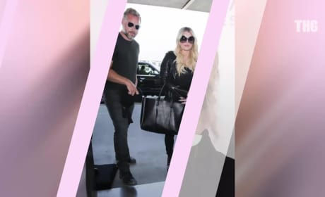 Jessica Simpson, Eric Johnson Mark Anniversary