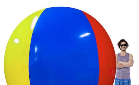 Amazon Customer Gives Enormous Beach Ball a Measly 2-Star Rating, Explains Why