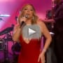 Mariah Carey Performs Live: Did She Redeem Herself?