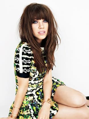 Carly Rae Jepsen Cosmopolitan Photo