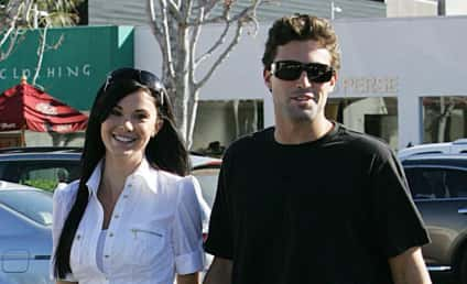 Brody Jenner and Jayde Nicole Take a Stroll