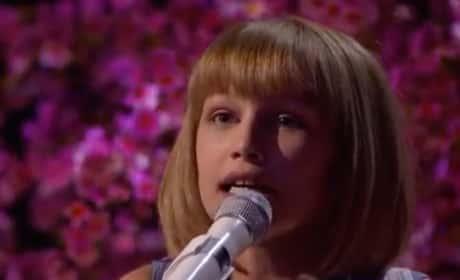 Grace VanderWaal Returns to America's Got Talent, Blows Us Away