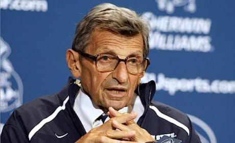 Should Joe Paterno have been fired?