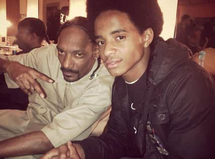 Cordell Broadus, Snoop Dogg